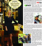 Michelle Featured in Absolutely Memorial Magazine July 2017